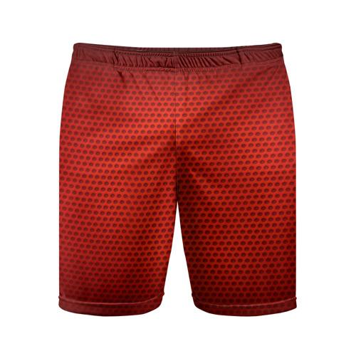 Мужские шорты 3D спортивные Вспышка
