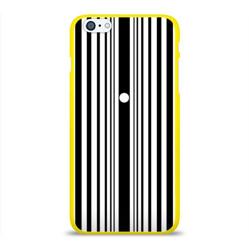 Чехол для Apple iPhone 6Plus/6SPlus силиконовый глянцевый  Фото 01, Эффект Доплера
