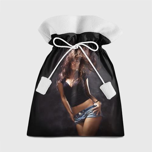 Подарочный 3D мешок Страстная девушка от Всемайки