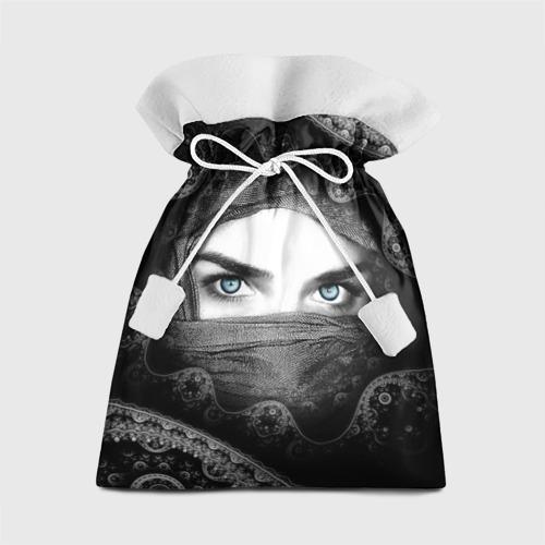 Подарочный 3D мешок Восточная девушка
