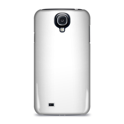 Чехол 3D для Samsung Galaxy S4 Smoke