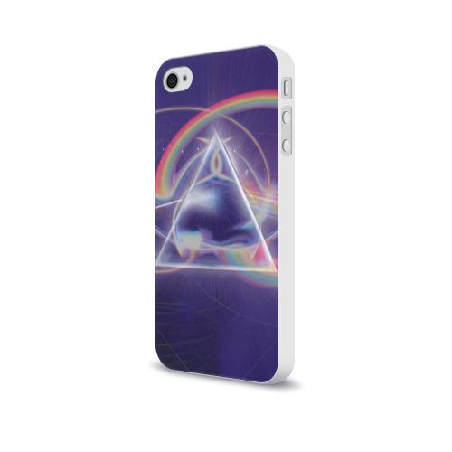 Чехол для Apple iPhone 4/4S soft-touch  Фото 03, Pink Floyd