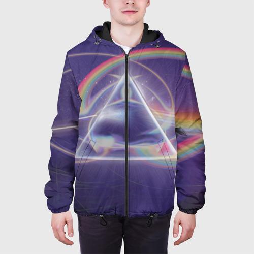 Мужская куртка 3D Pink Floyd Фото 01