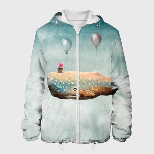 Мужская куртка 3D  Фото 01, Кит