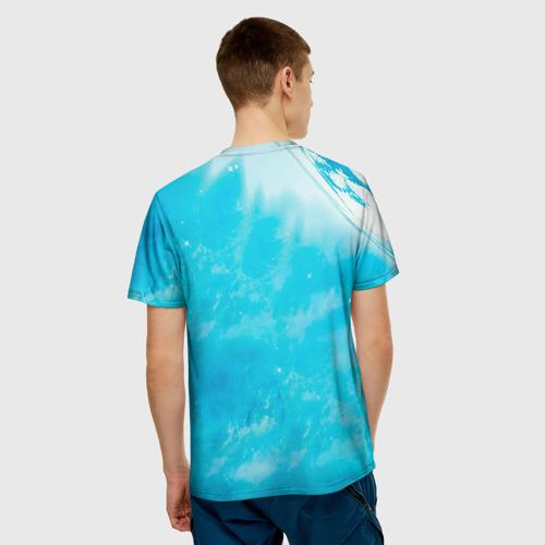 Мужская футболка 3D Автостопом по галактике Фото 01