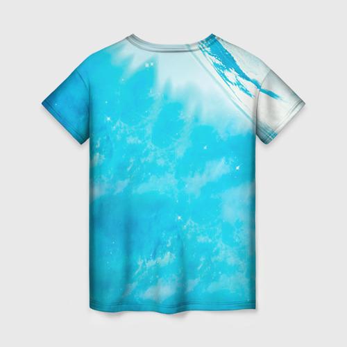 Женская футболка 3D Автостопом по галактике Фото 01