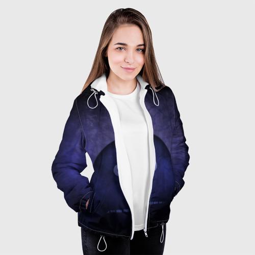 Женская куртка 3D  Фото 04, Мора в лесу