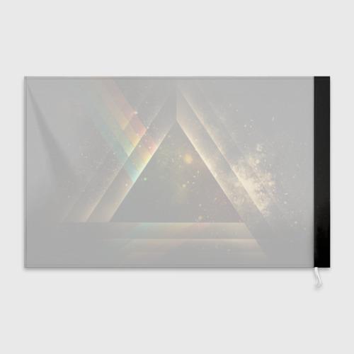 Флаг 3D  Фото 02, Triangle