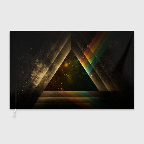 Флаг 3D  Фото 03, Triangle