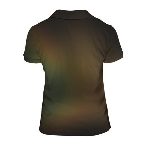 Женская рубашка поло 3D  Фото 02, Triangle