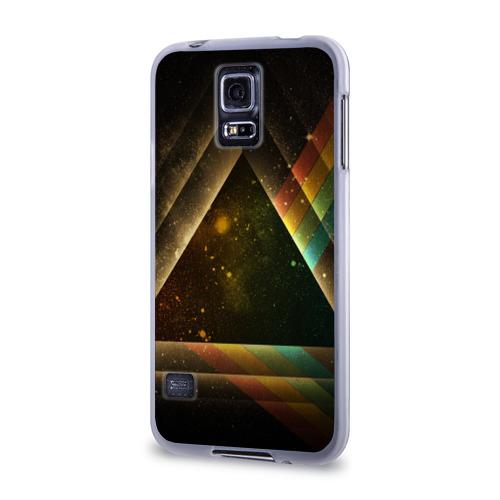 Чехол для Samsung Galaxy S5 силиконовый  Фото 03, Triangle