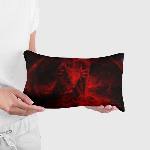 Подушка 3D антистресс  Фото 03, Дракон