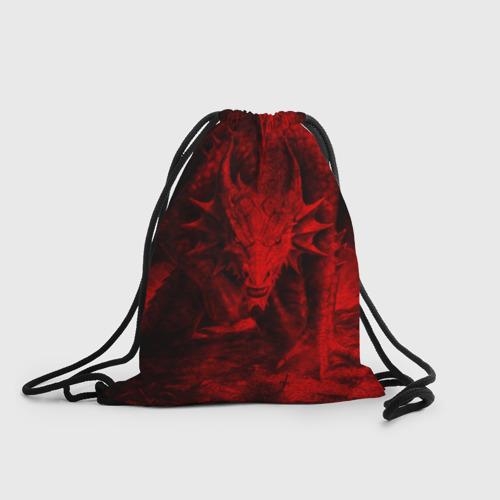 Рюкзак-мешок 3D  Фото 01, Дракон