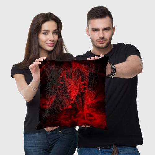 Подушка 3D  Фото 05, Дракон