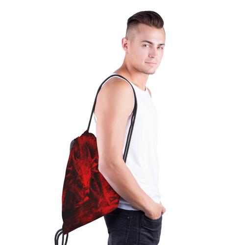 Рюкзак-мешок 3D  Фото 03, Дракон