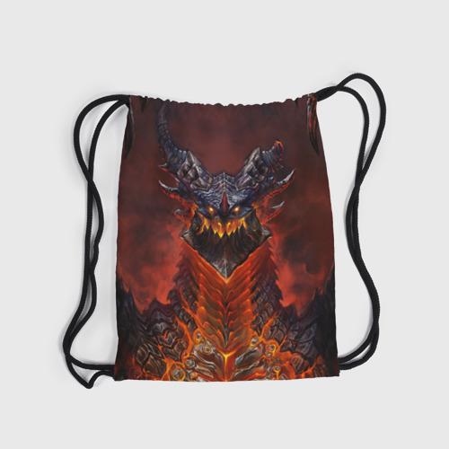 Рюкзак-мешок 3D  Фото 04, Dragon