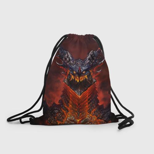 Рюкзак-мешок 3D  Фото 01, Dragon