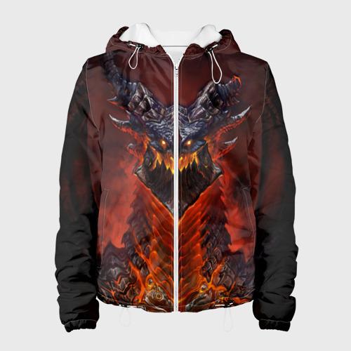 Женская куртка 3D Dragon Фото 01