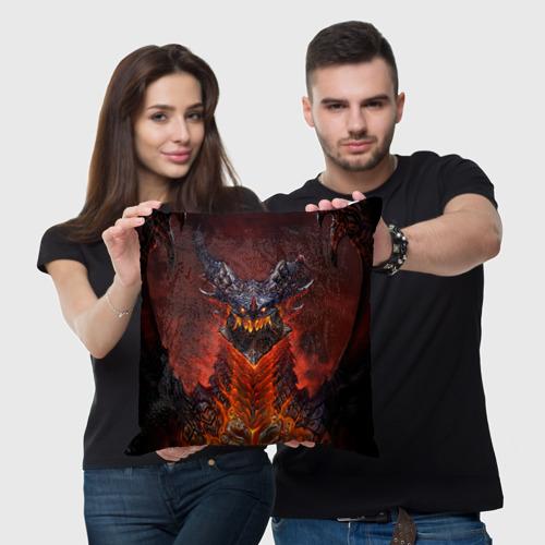 Подушка 3D Dragon Фото 01