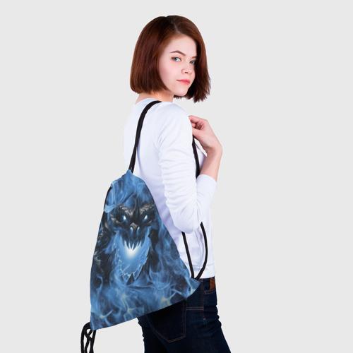 Рюкзак-мешок 3D  Фото 02, Dragon