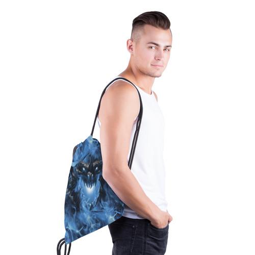 Рюкзак-мешок 3D  Фото 03, Dragon
