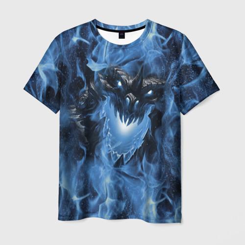 Мужская футболка 3D Dragon