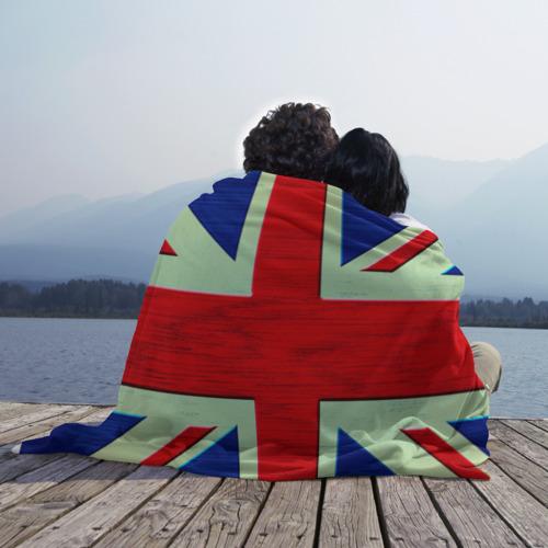 Плед 3D  Фото 02, Англия