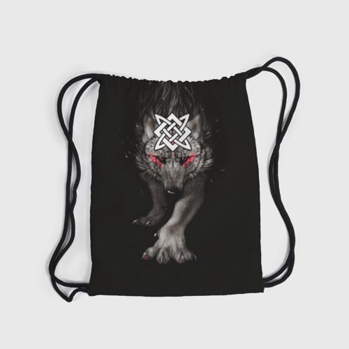 Рюкзак-мешок 3D  Фото 04, Знак Сварога