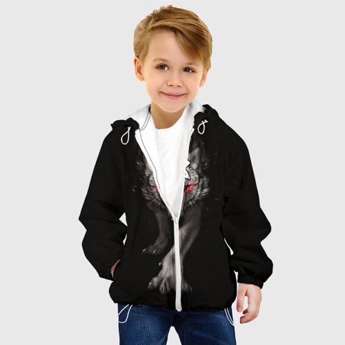 Детская куртка 3D  Фото 03, Знак Сварога