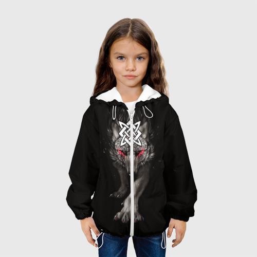 Детская куртка 3D  Фото 04, Знак Сварога
