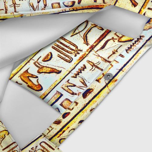 Пляжная сумка 3D Иероглифы Фото 01