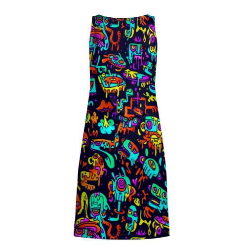 Платье-майка 3D  Фото 02, Monster bombing