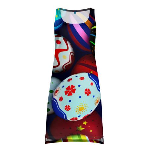 Платье-майка 3D Пасха