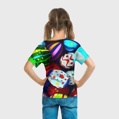 Детская футболка 3D Пасха Фото 01