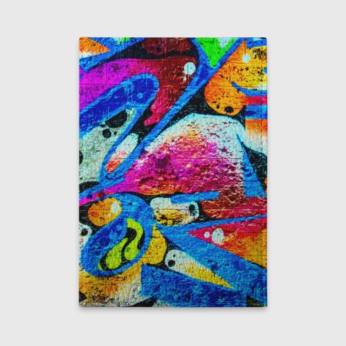 Обложка для автодокументов Граффити Фото 01