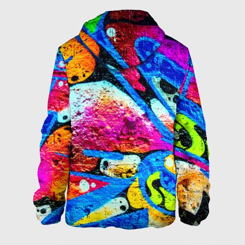 Мужская куртка 3D  Фото 02, Граффити