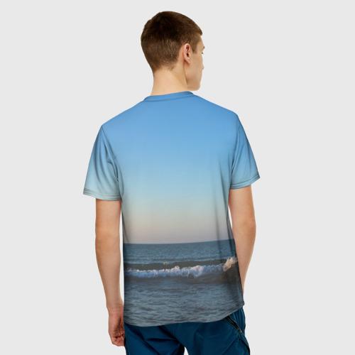 Мужская футболка 3D  Фото 02, Носи Усы