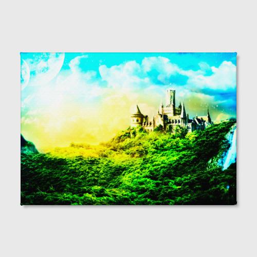 Холст прямоугольный  Фото 02, Замок