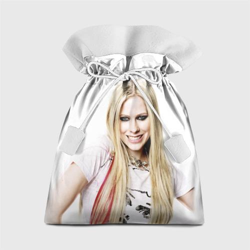 Подарочный 3D мешок Аврил Лавин