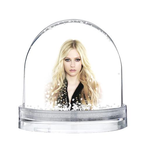 Водяной шар со снегом Аврил Лавин