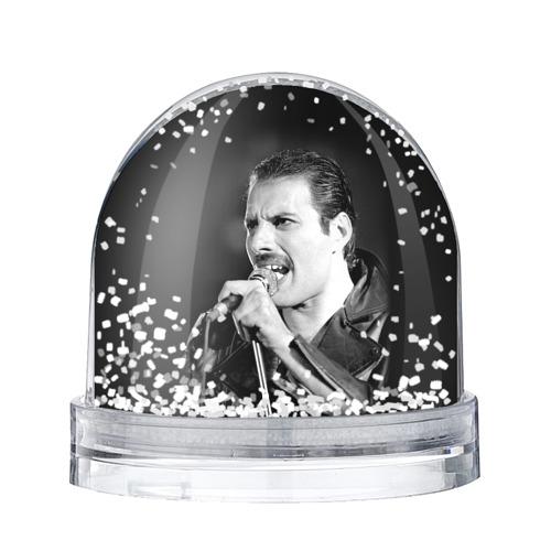 Водяной шар со снегом Фредди Меркьюри