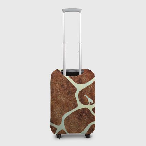 Чехол для чемодана 3D Жирафик Фото 01