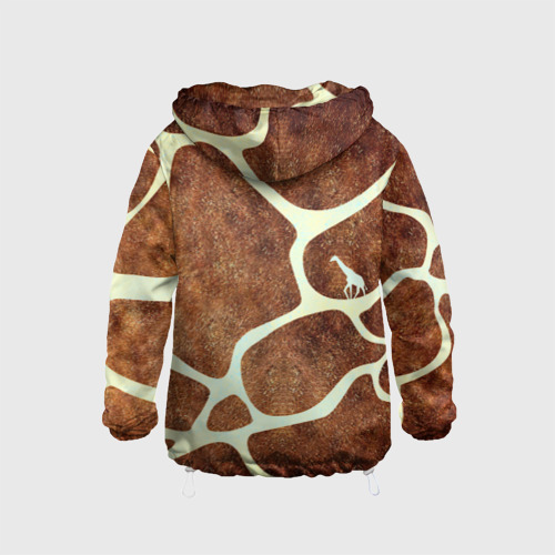 Детская ветровка 3D Жирафик Фото 01