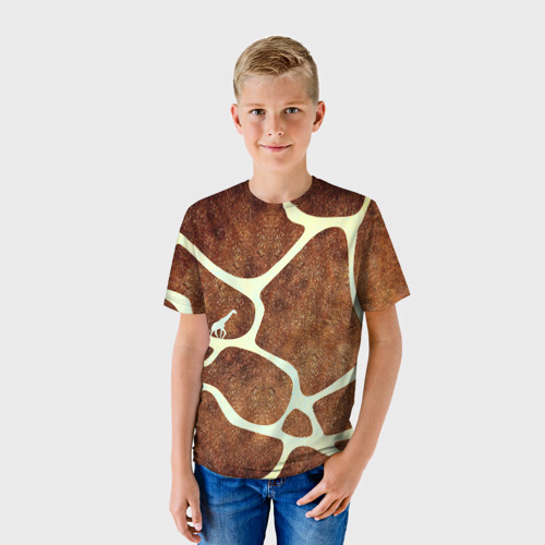 Детская футболка 3D Жирафик Фото 01