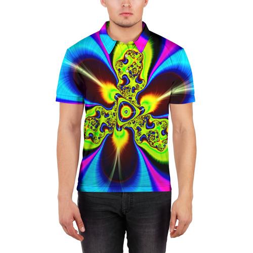 Мужская рубашка поло 3D  Фото 03, Astonishing