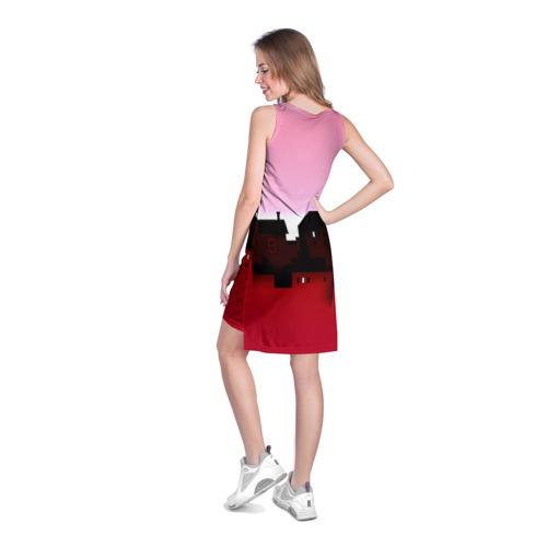 Платье-майка 3D  Фото 04, Urban pink