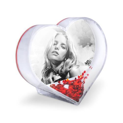 Сувенир Сердце  Фото 03, Джессика Симпсон