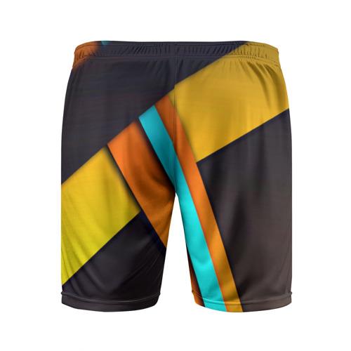 Мужские шорты 3D спортивные  Фото 02, Geometrical