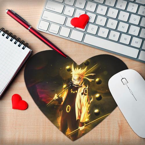 Коврик сердце  Фото 02, Наруто