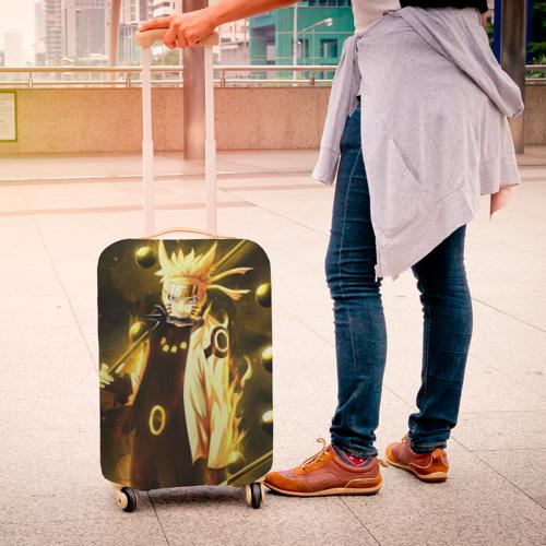 Чехол для чемодана 3D Наруто Фото 01